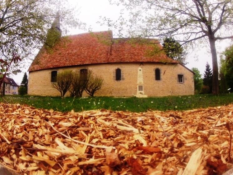 Saint-Paterne – Le Chevain