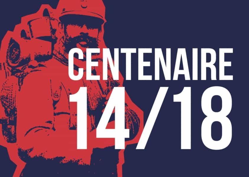 Commémoration du centenaire de la Grande Guerre