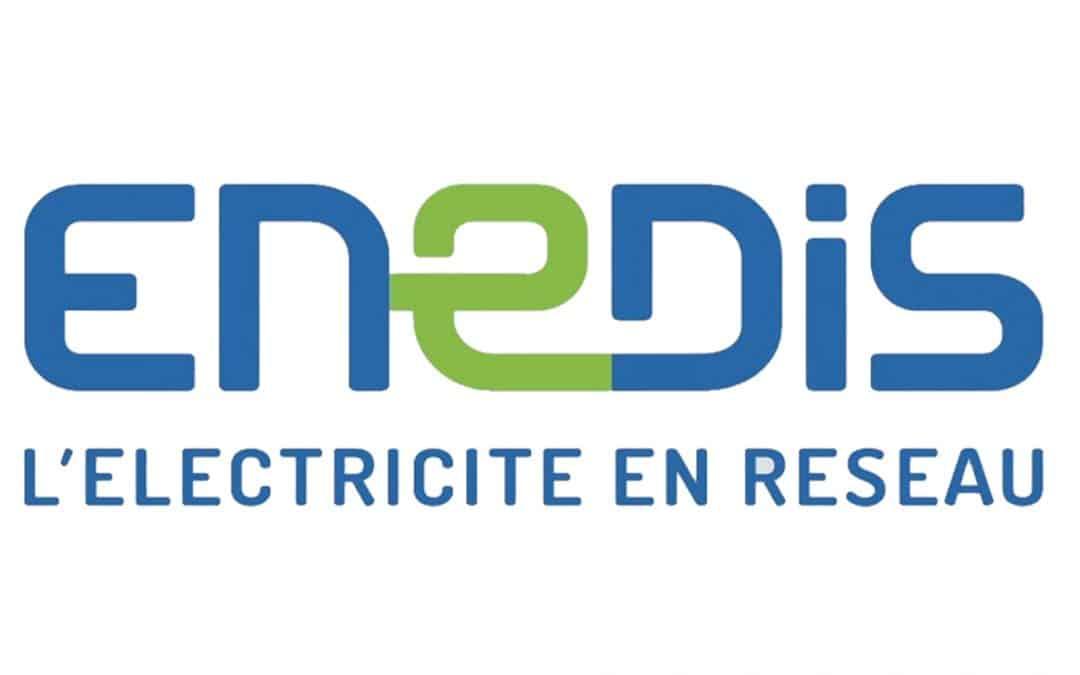 Information Enedis : 18 avril coupure de courant pour travaux