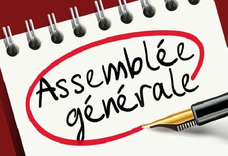 Assemblées Générales des associations