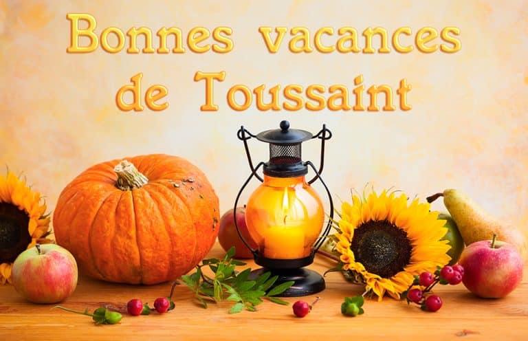 Les Vacances de Toussaint à l'A.L.S.H.