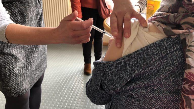 Vaccination à la Résidence autonomie